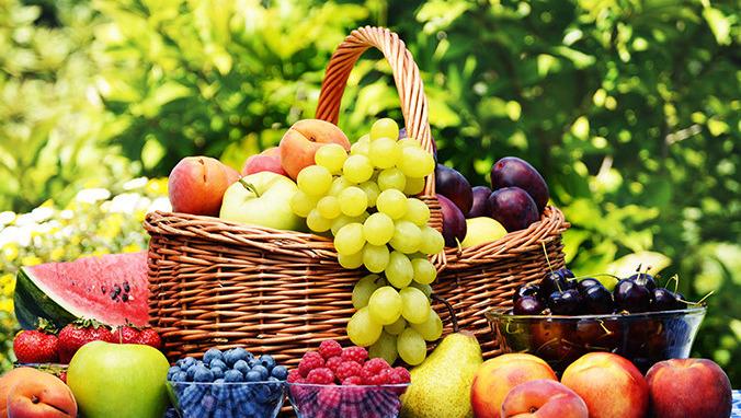 经期吃什么水果好图片