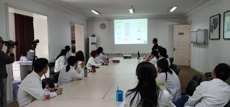 """北京小汤山医院康复中心开展""""神经电生理""""讲座1.png"""